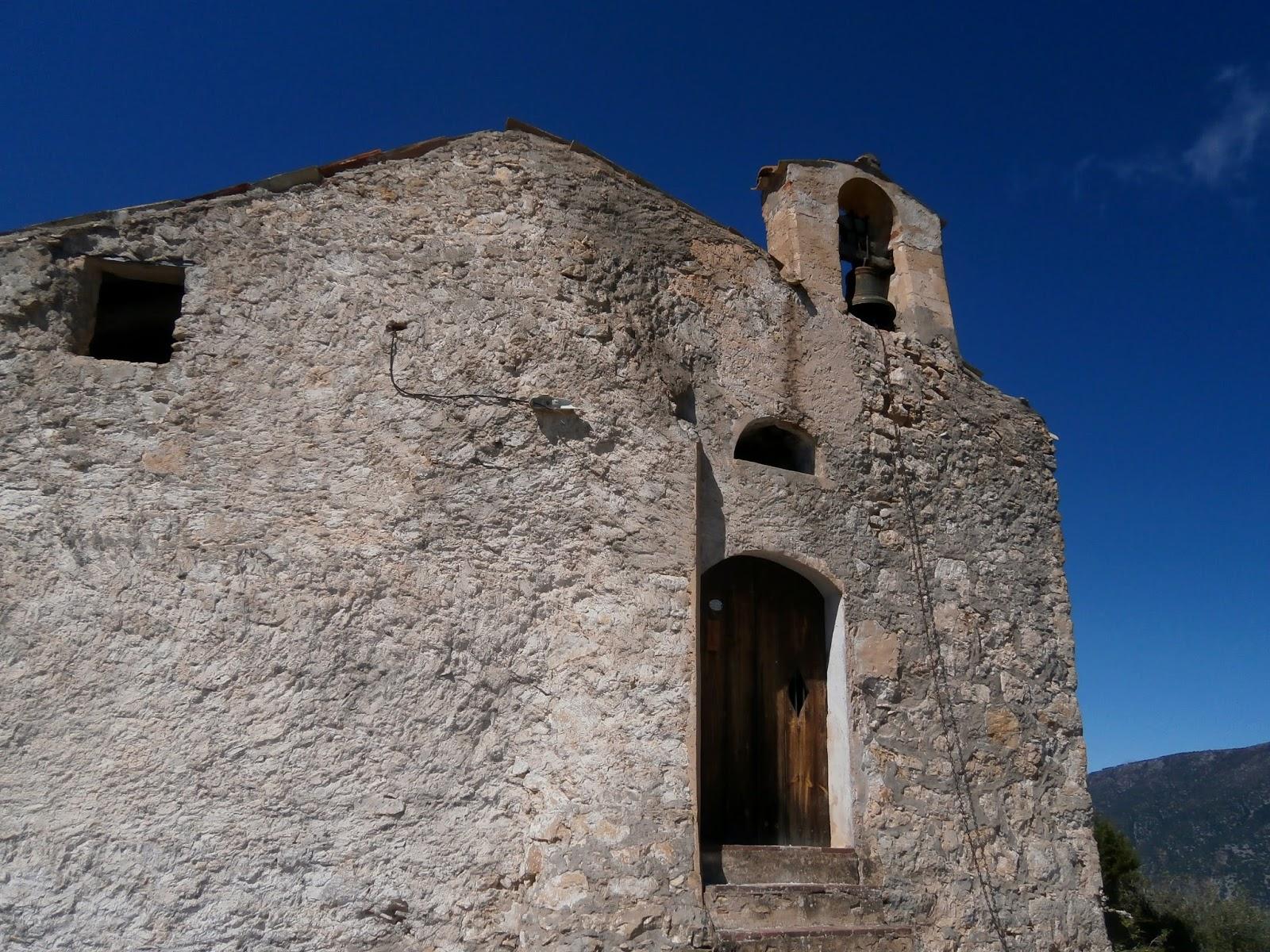 Resultat d'imatges de La ermita de Santa Fe de Organyá
