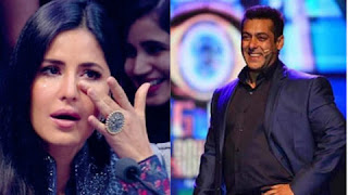 Katrina Kaif appeared and crying in the promotion of the movie