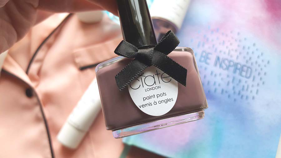 February Favourites, Ciate, Fade to Greige, Nail Polish, Glossybox, The Style Guide Blog