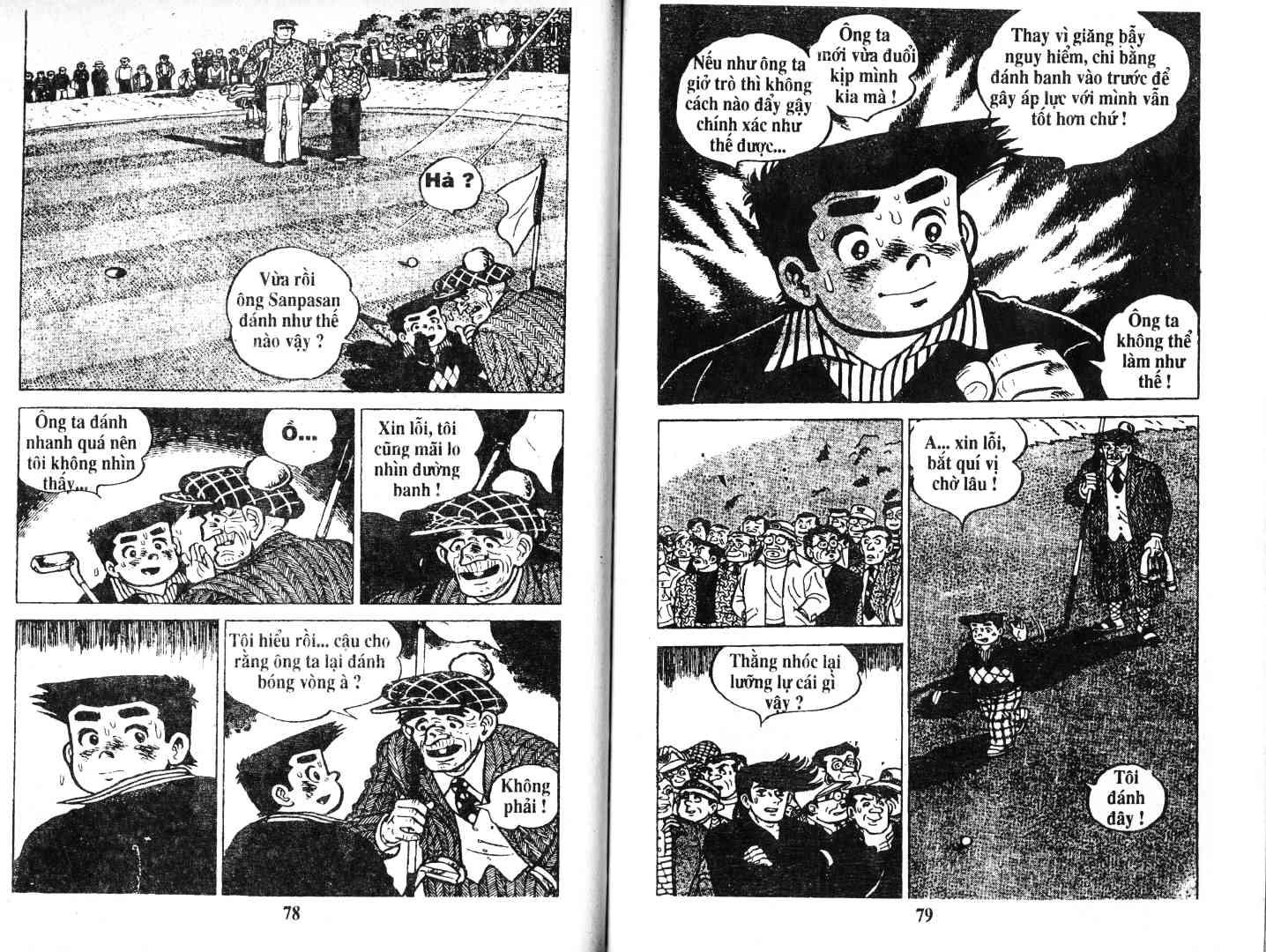 Ashita Tenki ni Naare chapter 52 trang 38