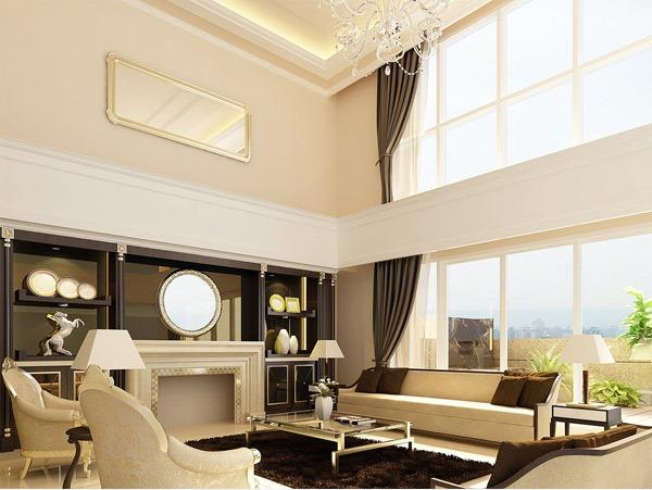 70 gambar ruang tamu mewah dan elegan untuk rumah idaman