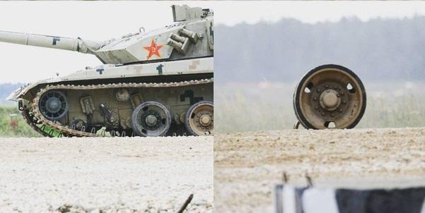 Peralatan Tempur Made In China Memang Rawan, Ini BUKTI nya Saat Kompetisi di Rusia