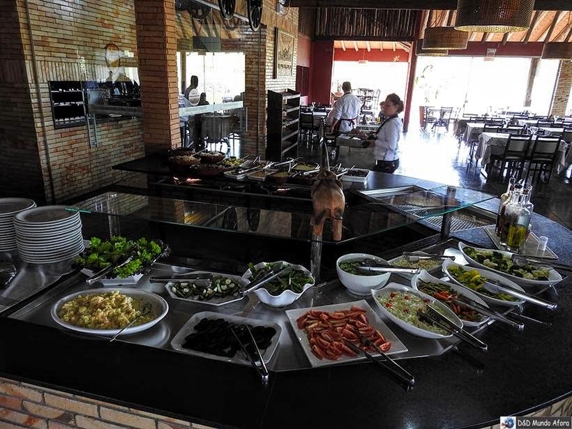 Onde comer na Serra do Rio do Rastro em Santa Catarina - Churrascaria Tropeiro