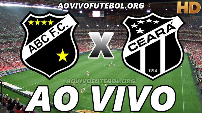 Assistir ABC vs Ceará Ao Vivo HD