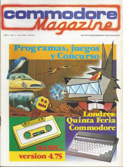 Commodore Magazine #05 (05)