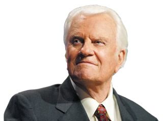 Billy Graham's Daily 22 January 2018 Devotional: Angels Around Us