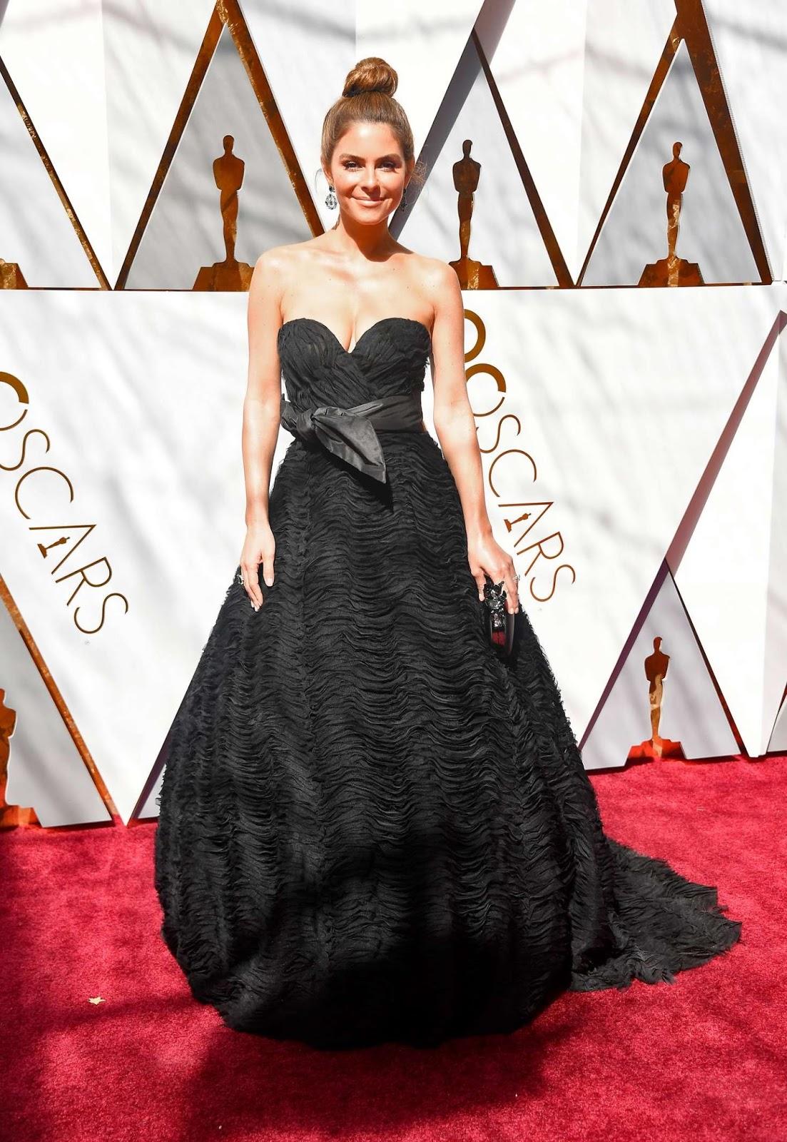 Maria Menounos – 2018 Academy Awards in Los Angeles