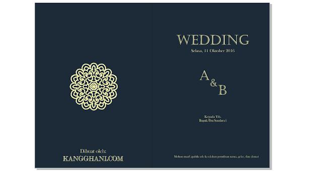 Cara Membuat Undangan Pernikahan yang Menarik