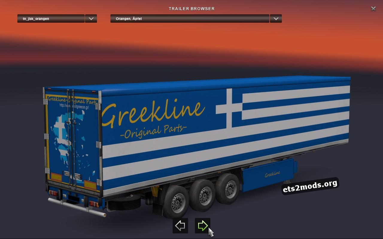 Standalone Greekline Trailer Pack
