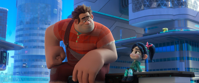 Raubíř Ralf a internet (Ralph Breaks the Internet) – Recenze