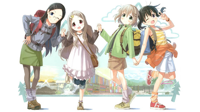 Yama no Susume BD + Special Sub Indo : Episode 1-12 END + 1 Special | Anime Loker