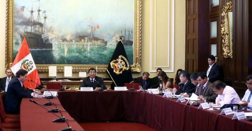 Congreso analizará proyecto de ley que incluye educación técnica en el currículo
