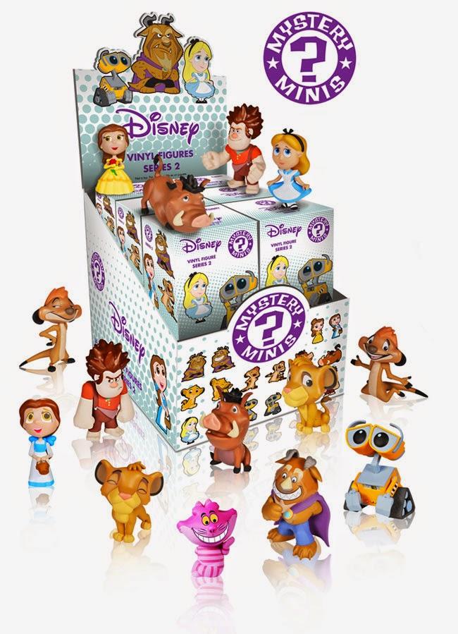 Collecting Toyz Funko Announces Disney Mystery Minis