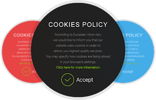 How to Customise the Design of the EU Cookie Notice