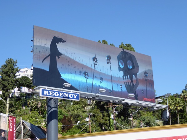 Samurai Jack season 5 billboard