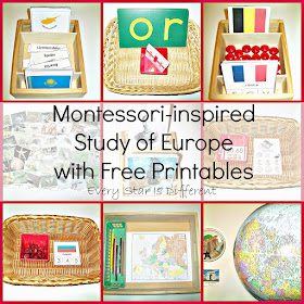Study of Europe
