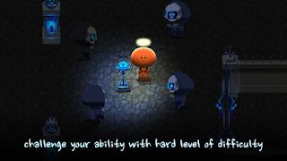 Adalah sebuah game horror dengan abjad yang imut Unduh Game Android Gratis Into The Darkness apk