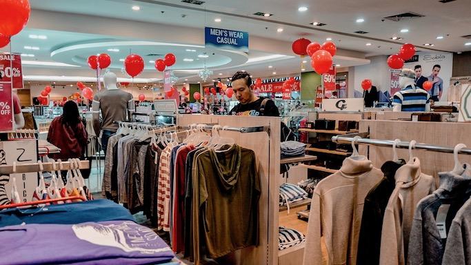 fd003dc157d Men s Wear Section