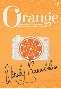 Novel Orange by Windry Ramadhina