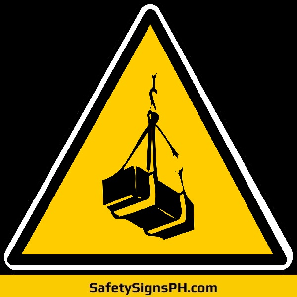 Crane Safety Signage Philippines