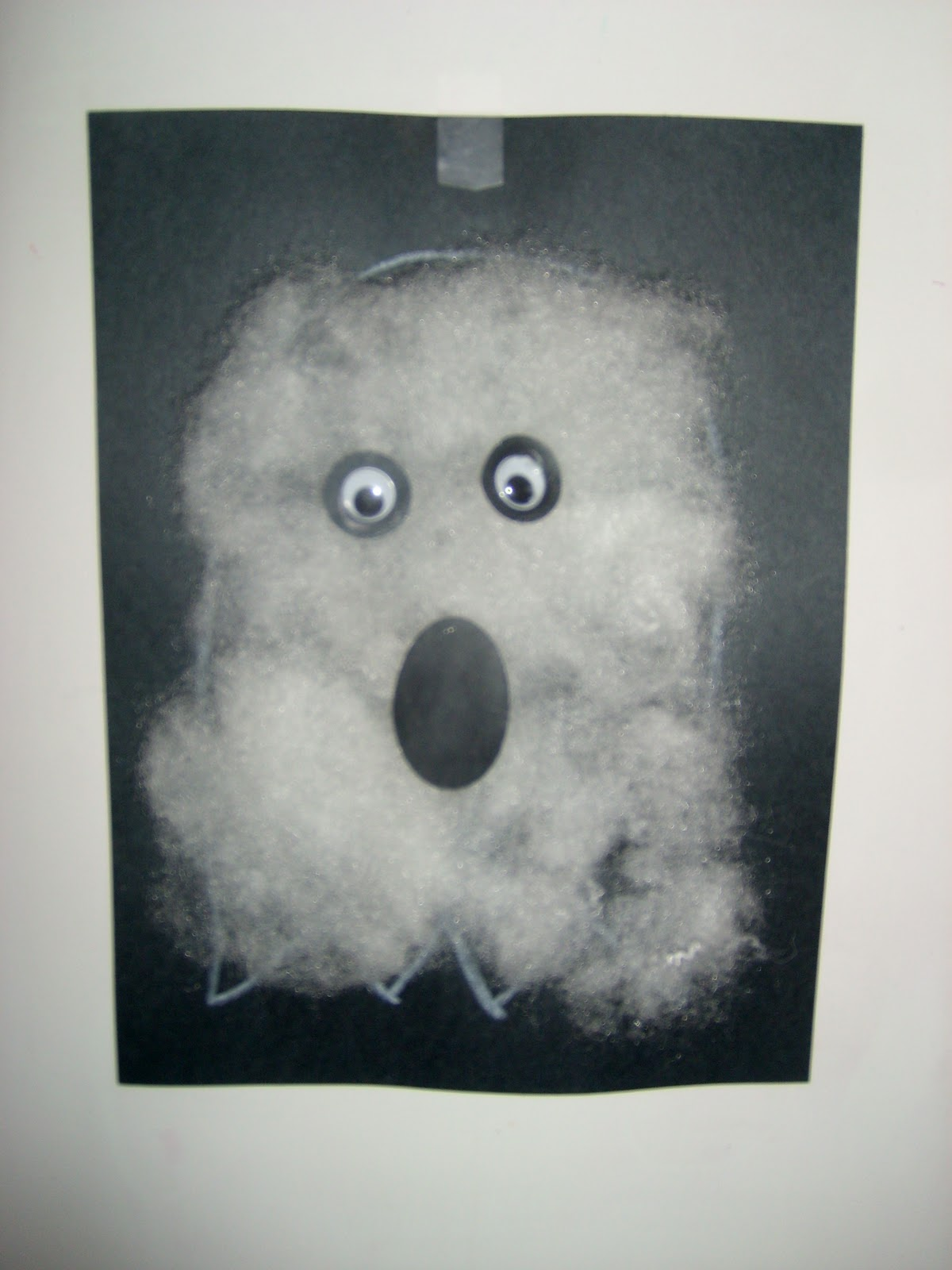 Chipman S Corner Preschool G Is For Ghost