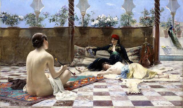 Ferdinand Max Bredt - donne turche