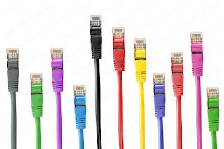 Kabel LAN Jenis dan Fungsi nya