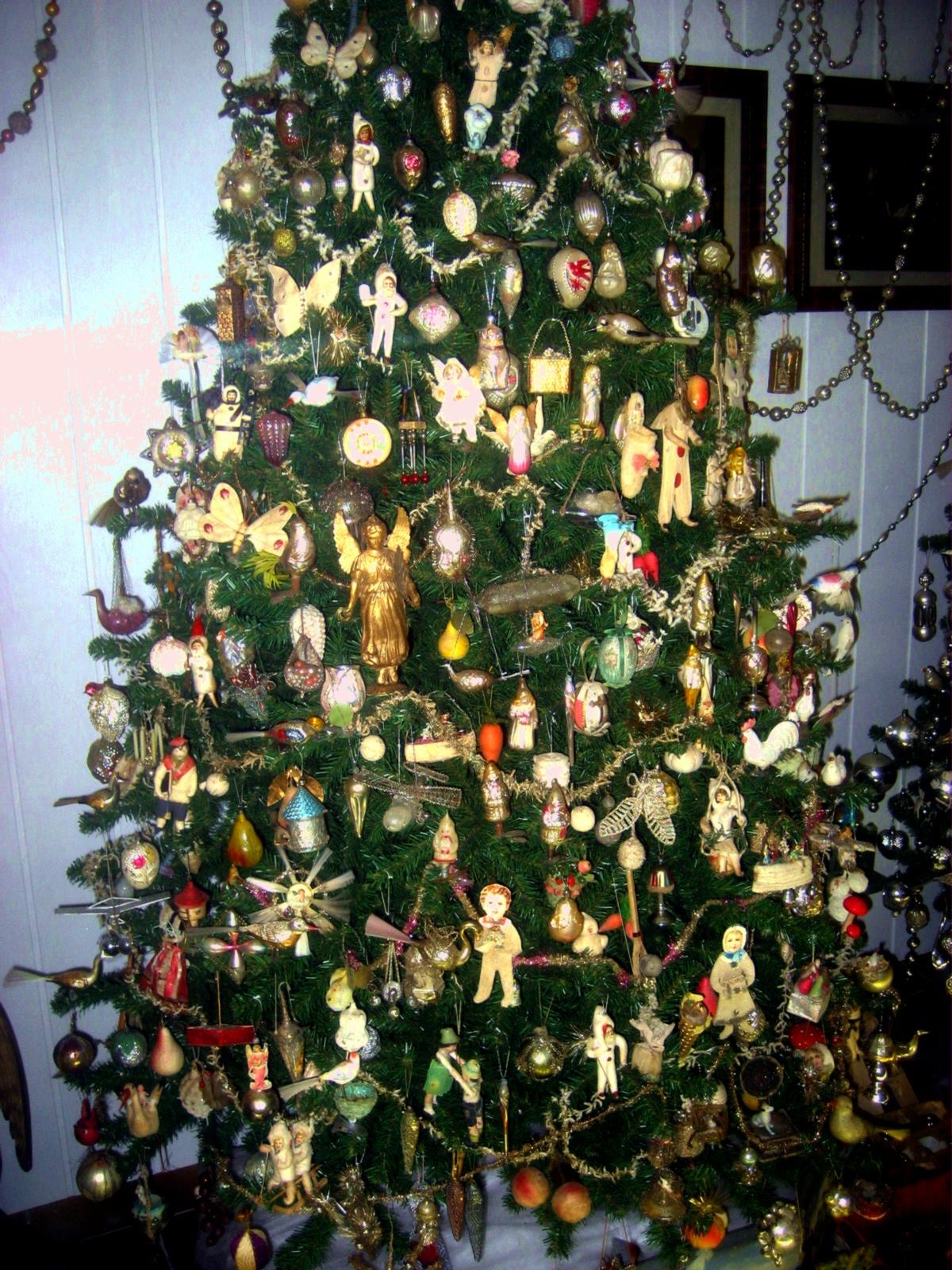 Besuch Im Weihnachtsmuseum Von Familie Huschle In Dornbirn Marie
