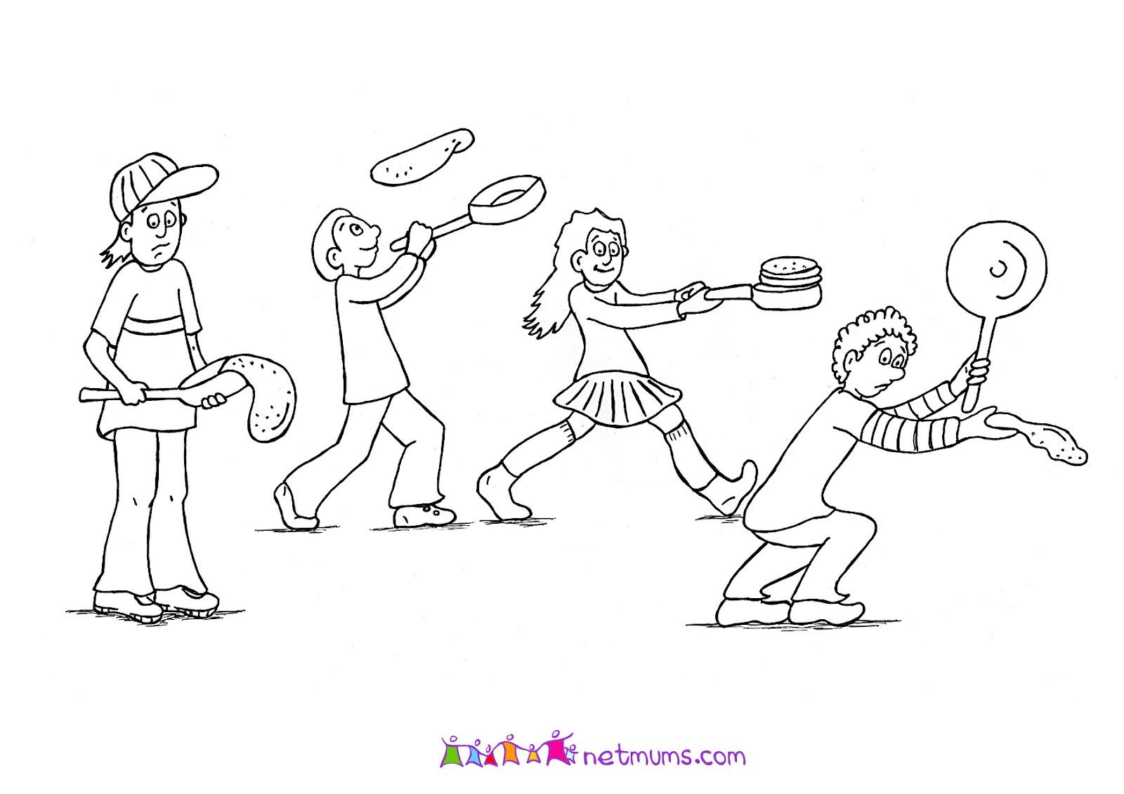 Baby potatoes: Pancake day!