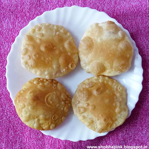 Coconut Puri