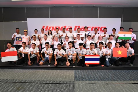 Honda Confirms Direction for Motorcycle Road Racing in Asia & Oceania