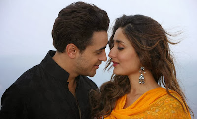 Gori Tere Pyaar Mein imran kareena in romantic look