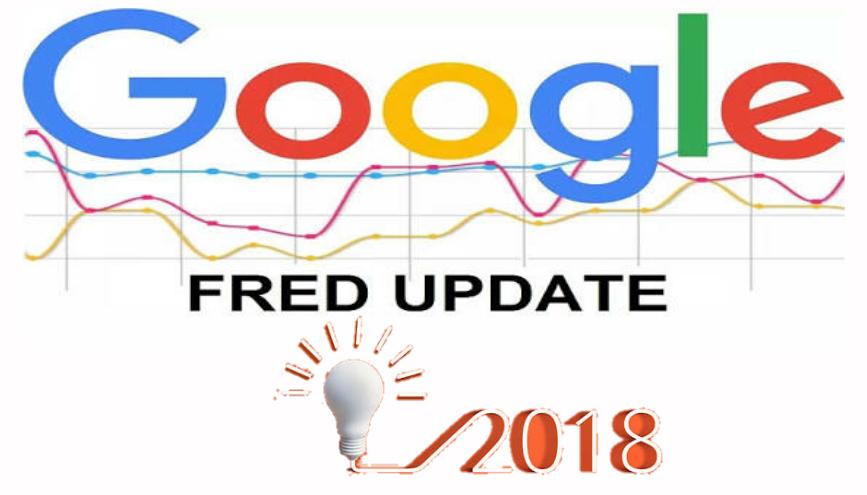 Algoritma Google Fred Terbaru Maret 2018