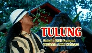 Lirik Lagu Tulung - Didi Kempot