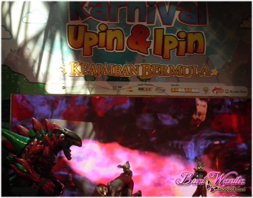 Seronoknya Karnival Upin & Ipin Di Maeps Serdang - Buat Wanita