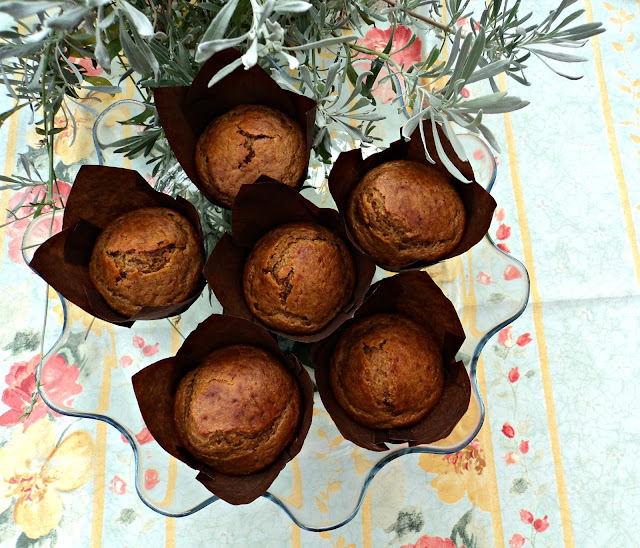 muffins-calabaza-platano-presentacion