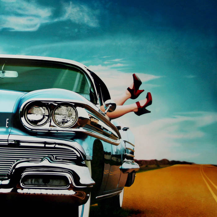 17-The-Highway-has-Always-Been-your-Lover-Brian-Tull-Painting-Hyper-Realistic-Details-www-designstack-co