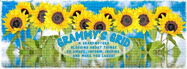 Dee from Grammy's Grid is my guest on the blog today - discussing her link party