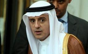 Foreign Minister Adel al-Jubeir