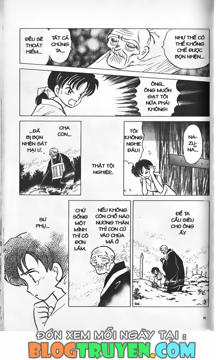 Inuyasha vol 05.4 trang 16