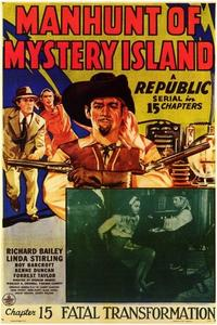 Watch Manhunt of Mystery Island Online Free in HD