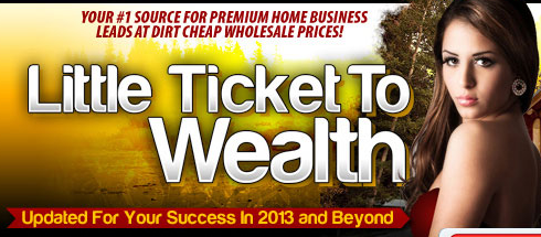 Little Ticket to Wealth - Tips For Getting The Most Out Of Facebook Marketing