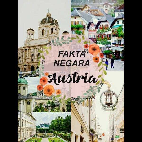 Fakta Negara Austria