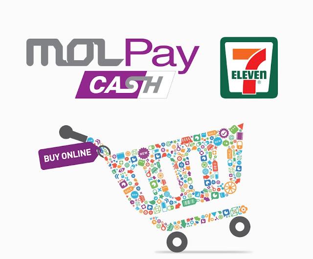 Molpay cash 7-Eleven