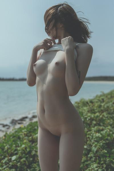 [Yuzuki柚木] 2019.07 Vacation on The Beach