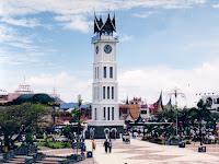 Padang Akan Menjadi Madina Sister City