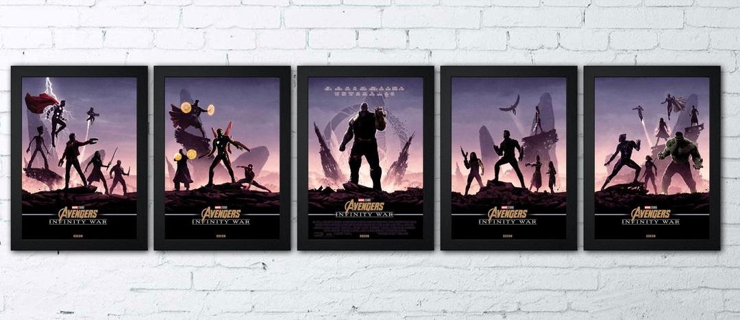 The Blot Says...: Odeon Exclusive Avengers: Infinity War ...