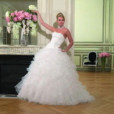 collection 2016 robe de mariée
