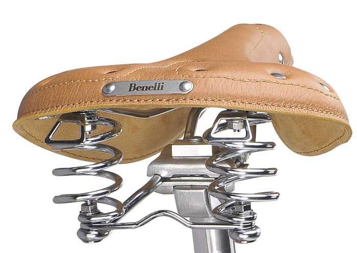 bicicletas electricas Benelli Classica - detalles
