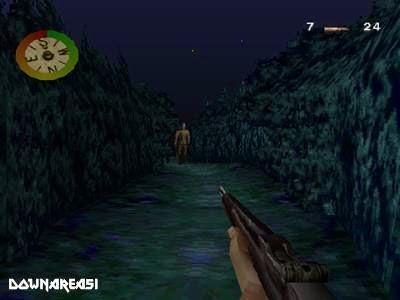 Medal of Honor PS1 Screenshot